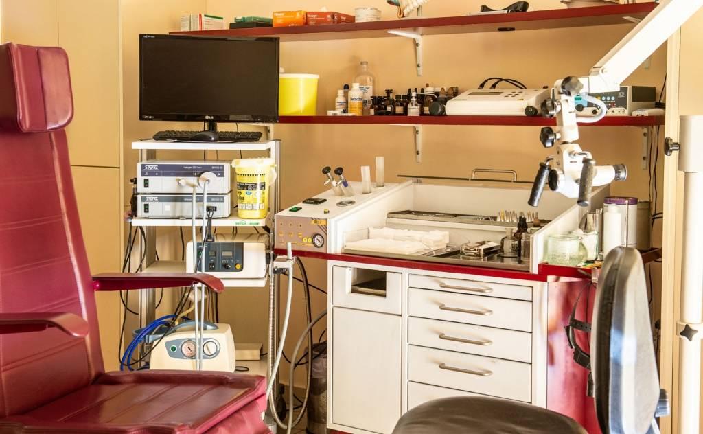 Χειρουργός Ωτορινολαρυγγολόγος - Μάλαμας Χρίστος