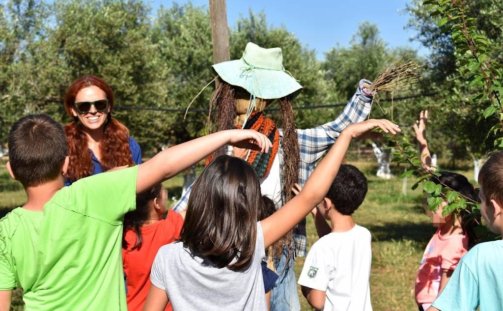 Τριήμερο/Τετραήμερο retreat για μικρά και μεγάλα παιδιά στο Skiaxtro Eco Farm