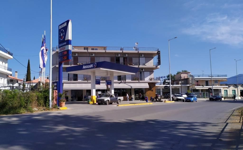 Sarantopoulos Gas Station