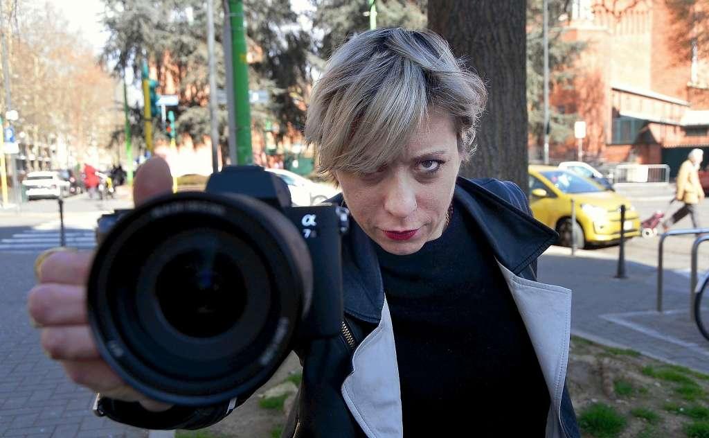 Tekla Taidelli: Σεμινάριο για το Σχολείο Κινηματογράφου Δρόμου /7ο Διεθνές Φεστιβάλ Ντοκιμαντέρ Πελοποννήσου