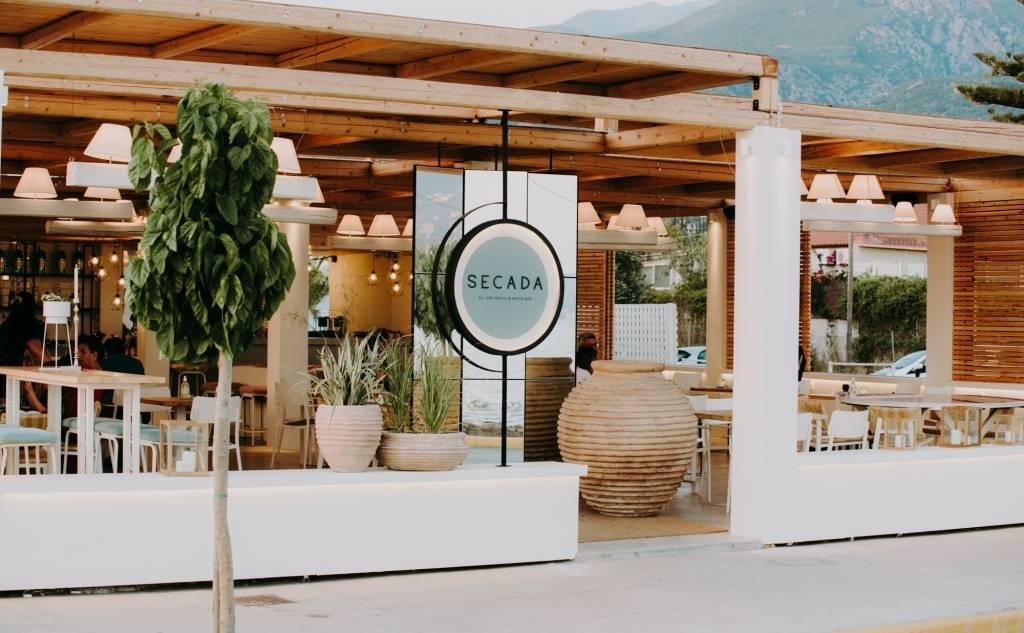Secada Beach Bar - Restaurant