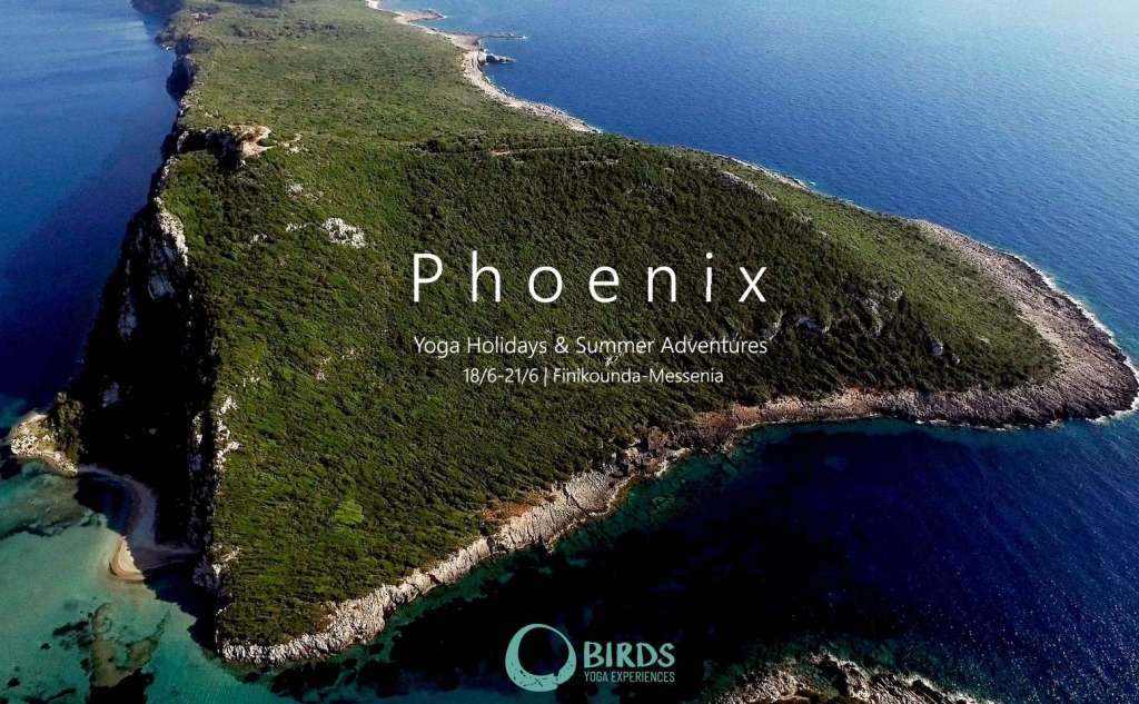 Phoenix - Yoga Holidays & Summer Adventures - Finikouda