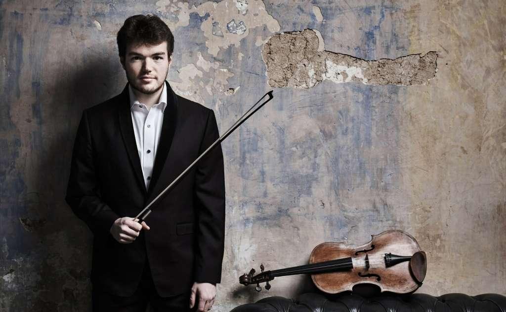 Kalamata International Music Days - Viola Recital / Timothy Ridout