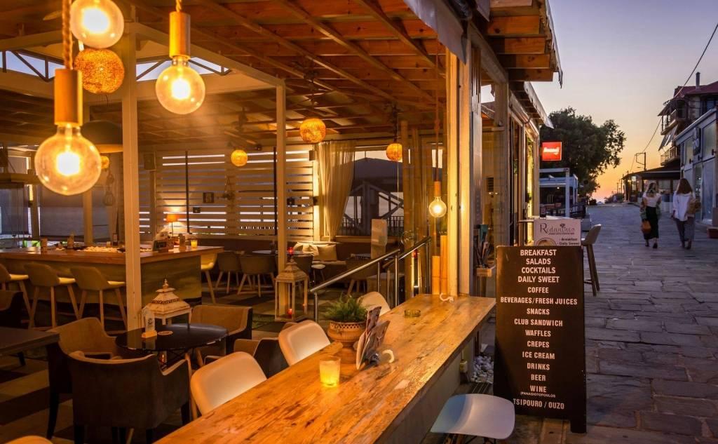 Ροδανθός cafe & cocktail bar