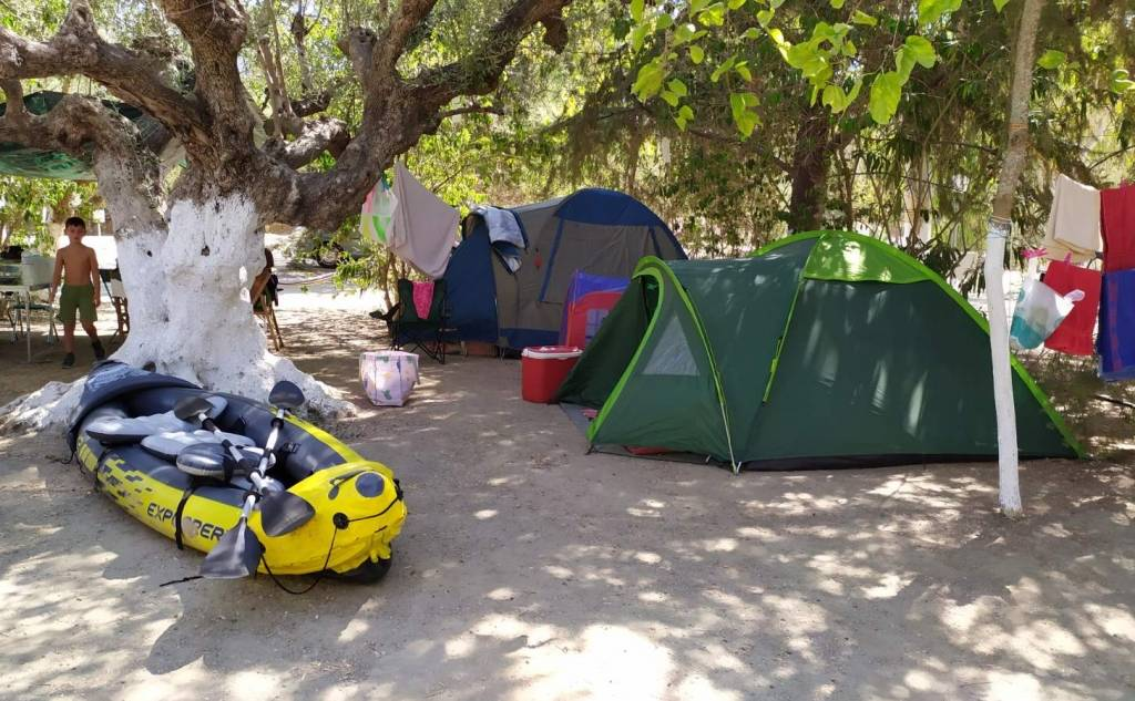 Tsapi Camping