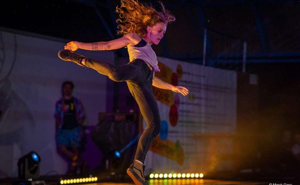 Διεθνές Φεστιβάλ Χορού Καλαμάτας -LÍVIA BALÁŽOVÁ MM /MINDCROSS