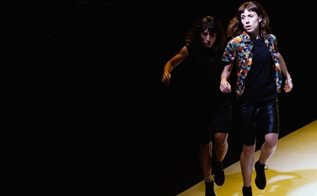 """Διεθνές Φεστιβάλ Χορού Καλαμάτας -ΚΑΤΕΡΙΝΑ ΑΝΔΡΕΟΥ """"ZEPPELIN BEND"""""""