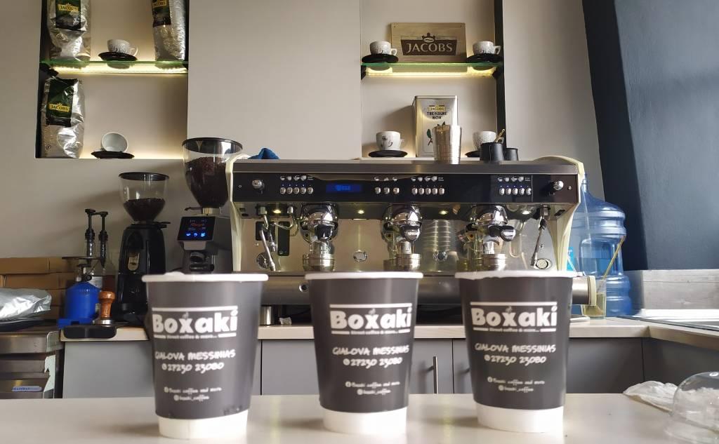 Boxaki Coffee & More