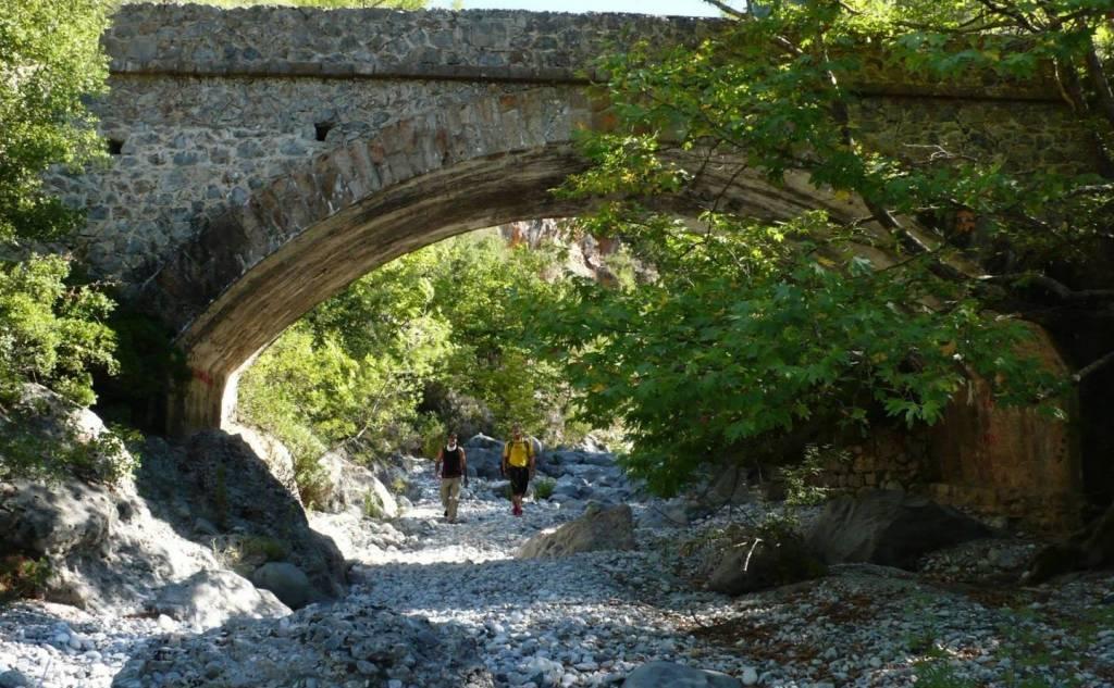 Ρίντομο: Καλντερίμι Σωτηριάνικα έως γεφύρι Κοσκάρακας - Σ.Π.Ο.Κ. ΕΥΚΛΗΣ