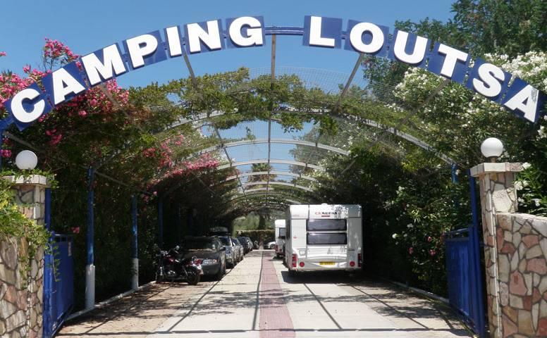 Loutsa Camping