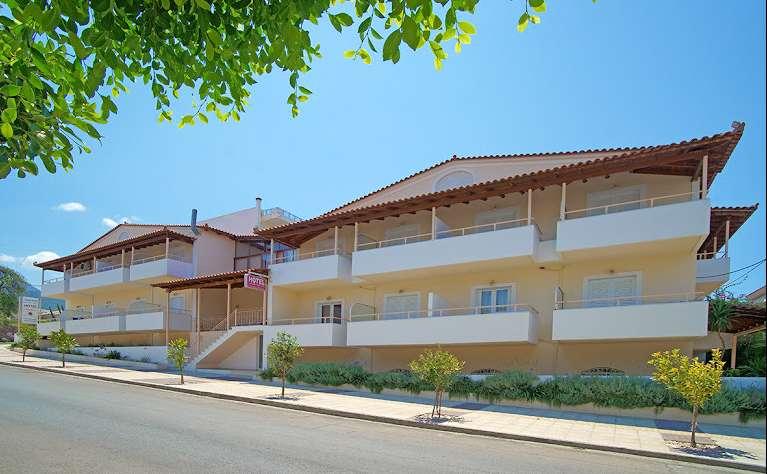 Agios Sostis Hotel-Apartments