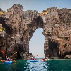 Sea Kayak & Camp in Sfaktiria