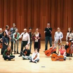 Strings in Motion - Ορχήστρα Δωματίου στο Μέγαρο Χορού.
