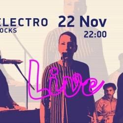 Electrosocks Live at Baroque
