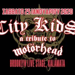 City Kids - Motörhead Tribute LIVE at Brooklyn Live Stage