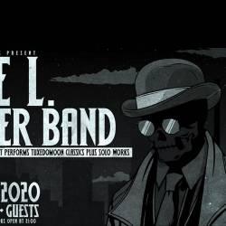 Blaine L. Reininger & Band live in Kalamata