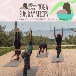 Yoga Sundays at Zen Rocks