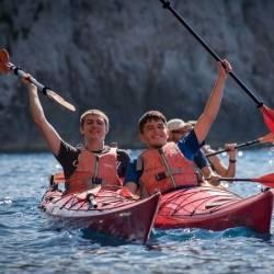 Sea Kayak & Camping στη Μεσσηνιακή Μάνη