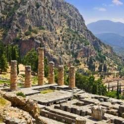 Αρχαίο μονοπάτι: Κίρρα Ιτέας - Δελφοί - Ευκλής