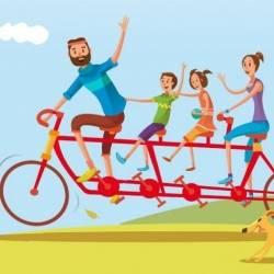 Ποδηλατοβόλτα για την μικρή μας Αναστασία