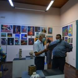 "Exhibition of the Art Laboratory of ""Faris"" of the Municipality of Kalamata"