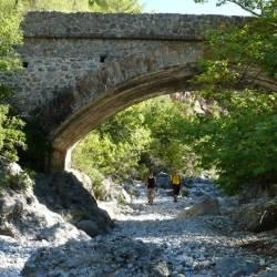 Ridomo: Sotirianika to Koskarakas bridge - S.P.O.K. EFKLIS