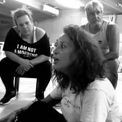 "Messinian Amateur Theatre - ""Τhe murderess"""