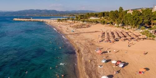 Παραλία Αη Λαγούδη (Κυπαρισσίας)
