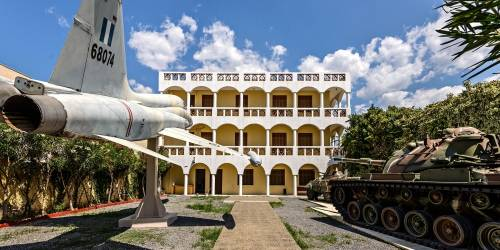 Military Museum Of Kalamata