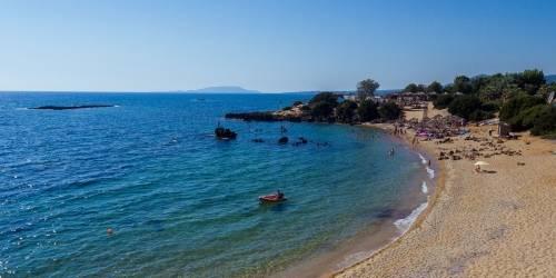 Παραλία Πετροχωρίου