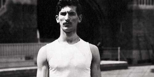 Κωνσταντίνος Τσικλητήρας, Ολυμπιονίκης
