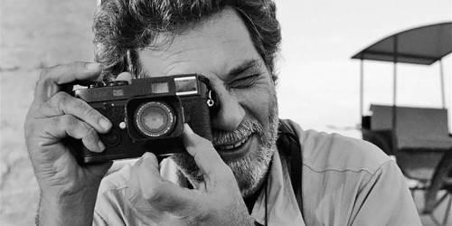 Νίκος Οικονομόπουλος, φωτογράφος