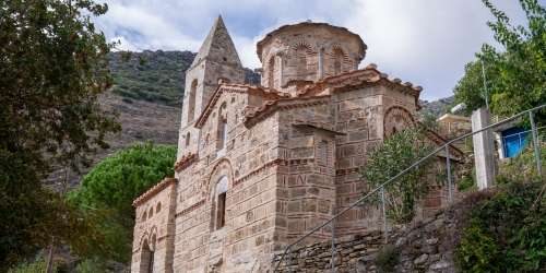 Church of Agios Petros - Kastania